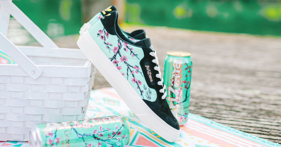 Release: AriZona X adidas collectie | Sneakerjagers