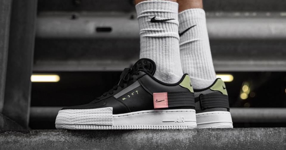 Release Reminder: Nike Air Force 1 Type 'N354' | Sneakerjagers