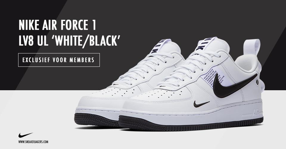 Air Force 1 LV8 UL exclusief voor Nike members | Sneakerjagers