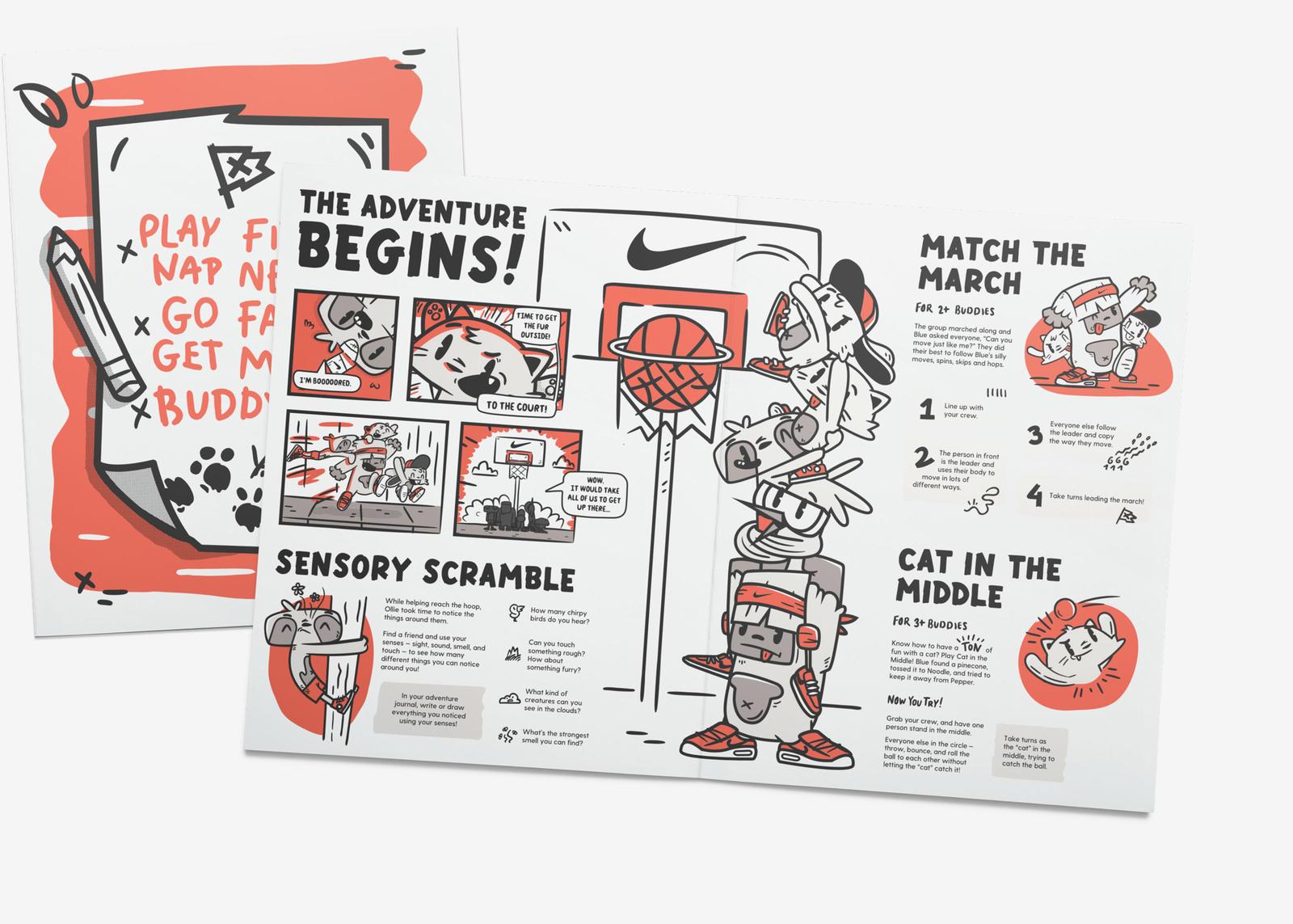 Nike introduceert de Nike Adventure Club | Sneakerjagers