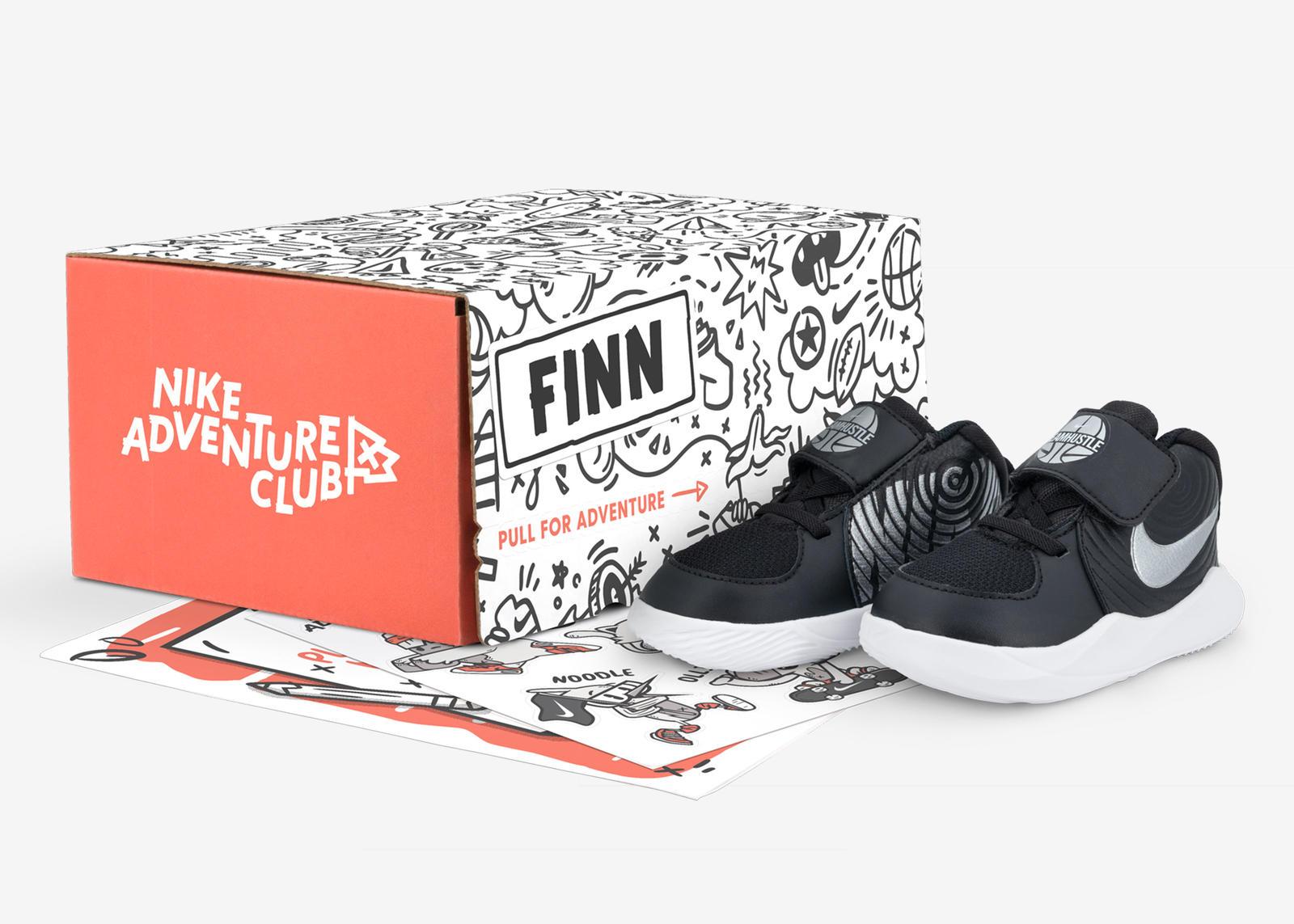 Nike Adventure Club