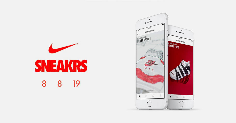 SNEAKRS Anniversary: Nike SNEAKRS Stash & Golden Tag