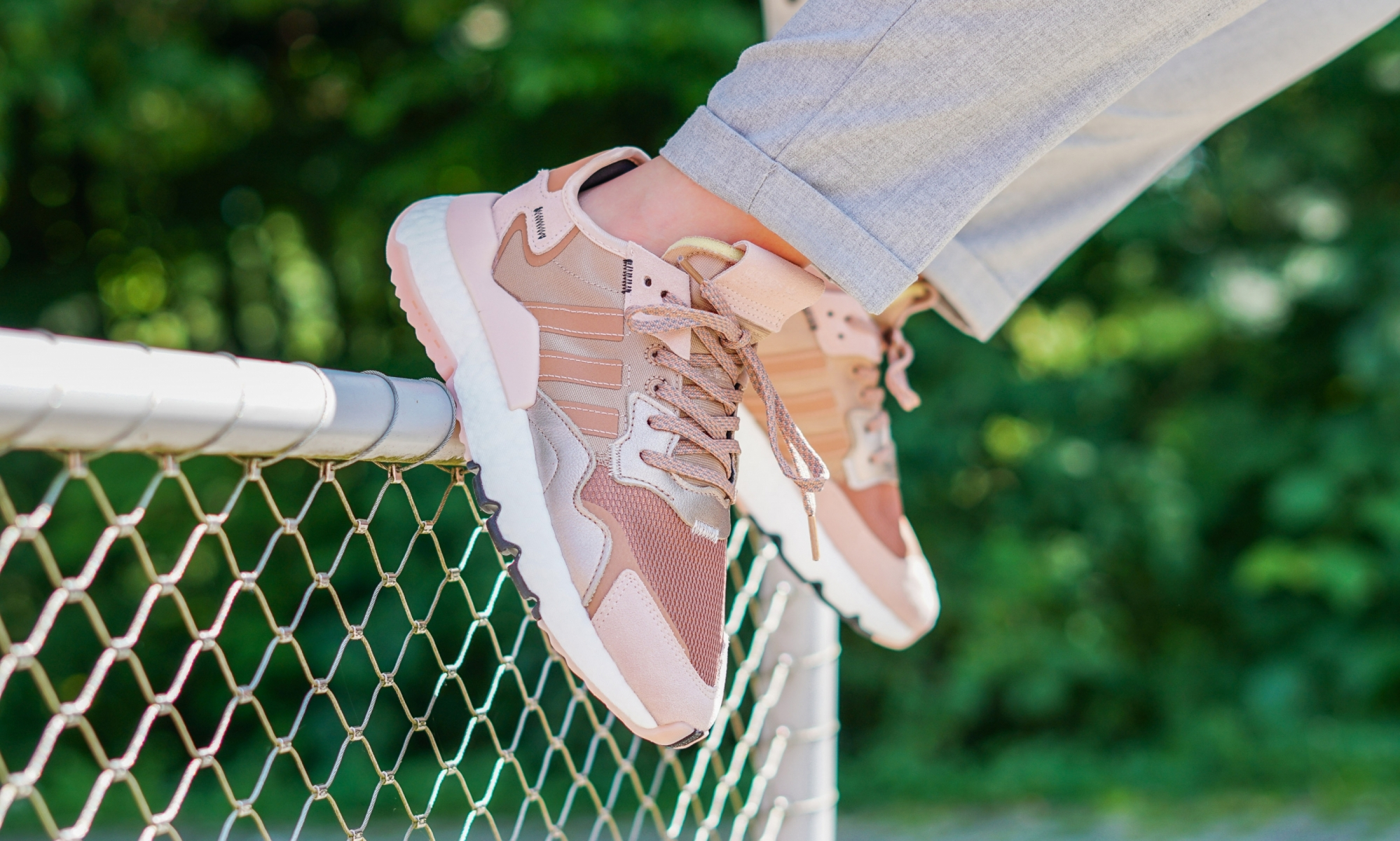 adidas Nite Jogger 'Rose Gold'