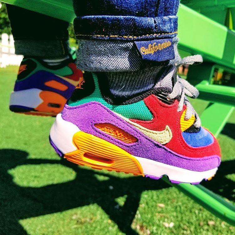 Nike Air Max 90 'Viotech' Release Reminder | Sneakerjagers