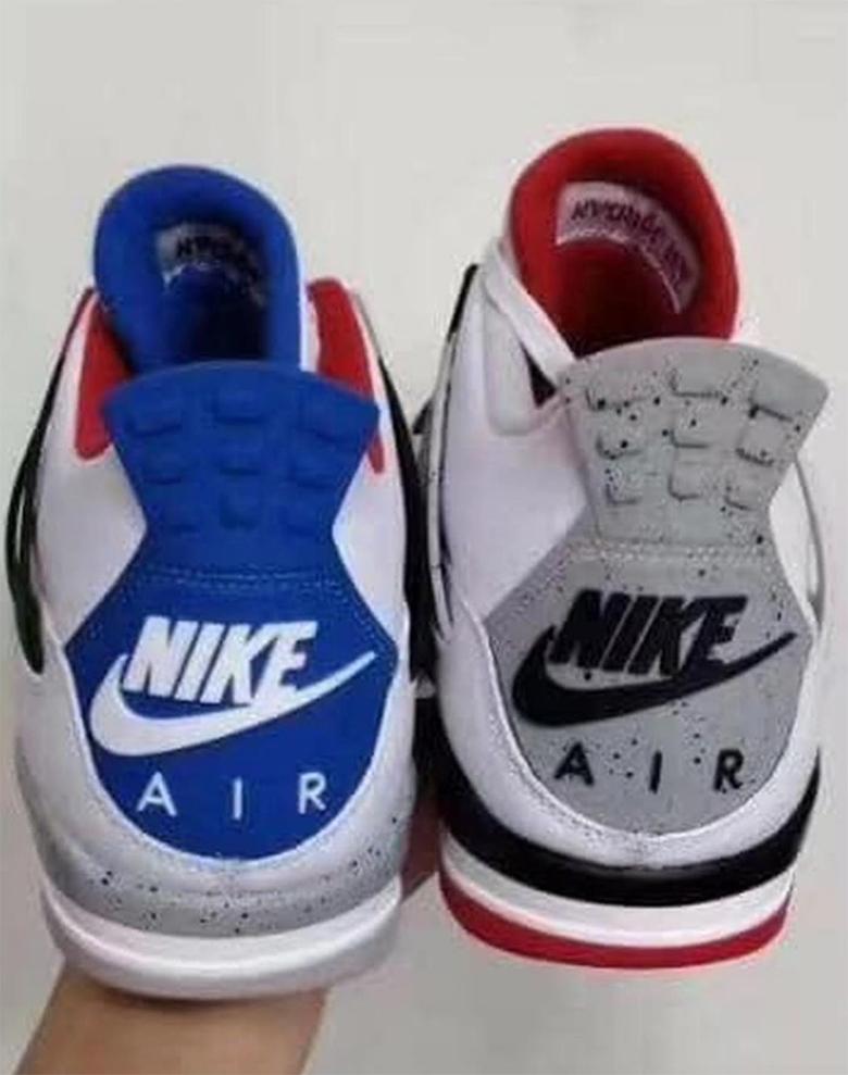 Air Jordan 4 'What The'