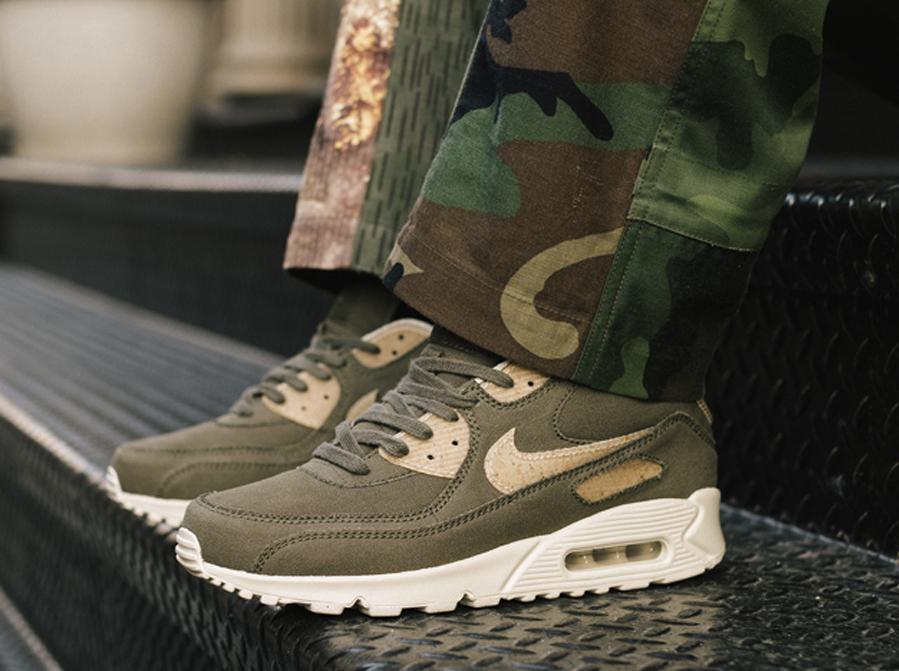 Maharishi x Nike