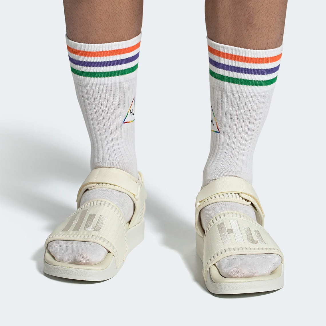 Pharrell x adidas Adilette 2.0