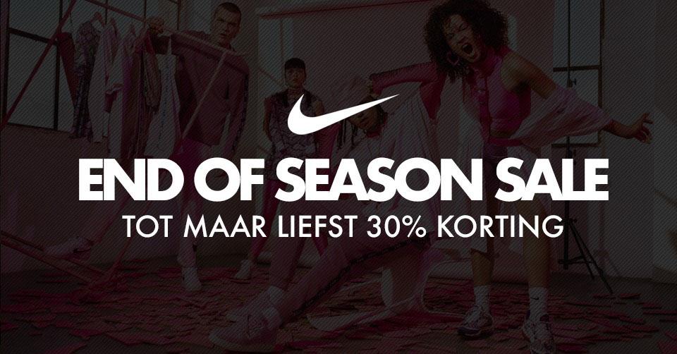 Nike verblijdt ons met de End Of Summer Sale | Sneakerjagers
