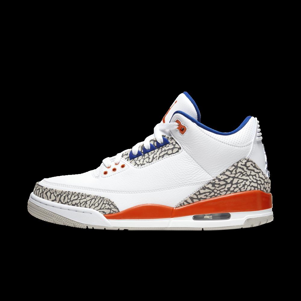Air Jordan 3 'Knicks'