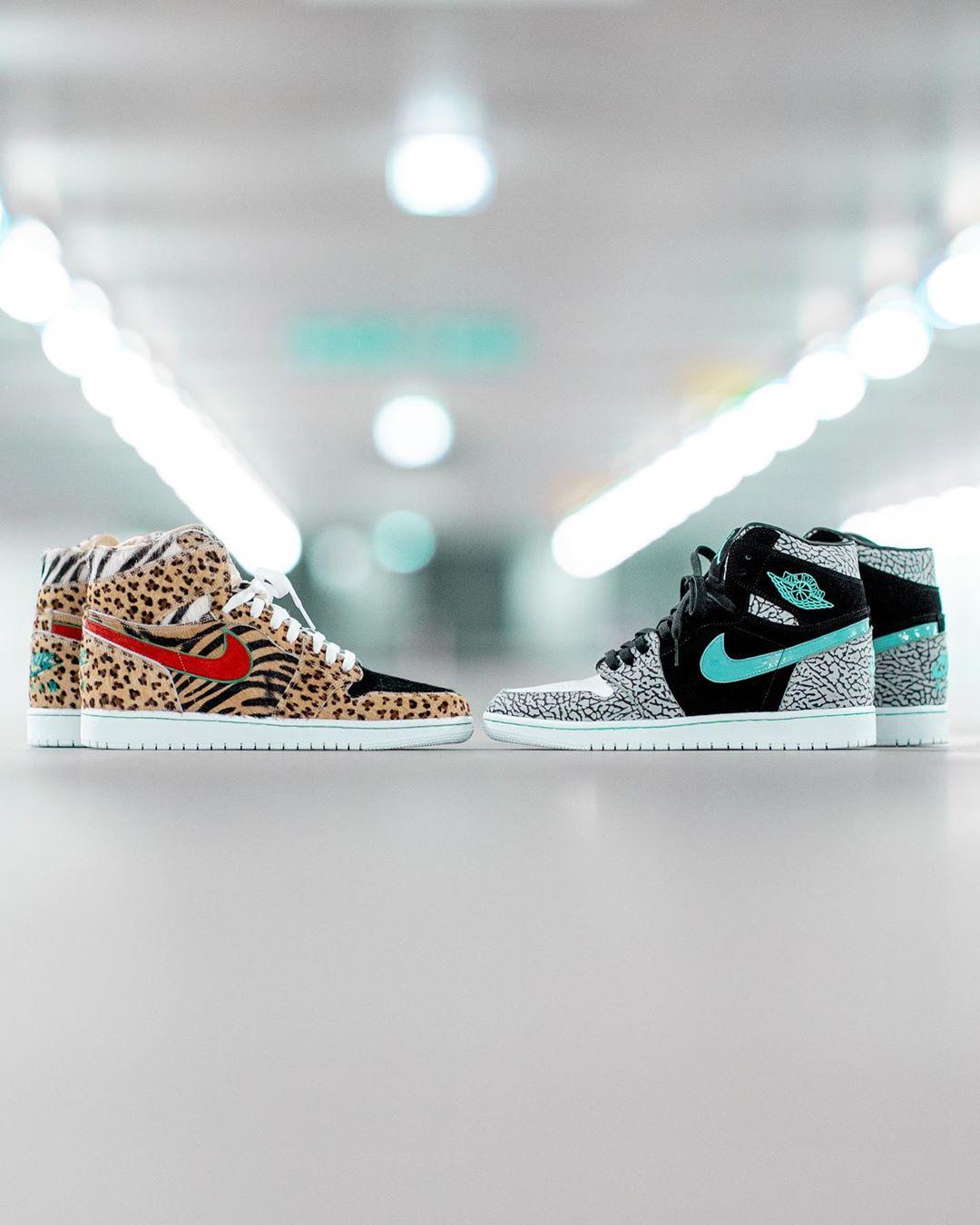 VIJZ bespokes Sneakerjagers podcast