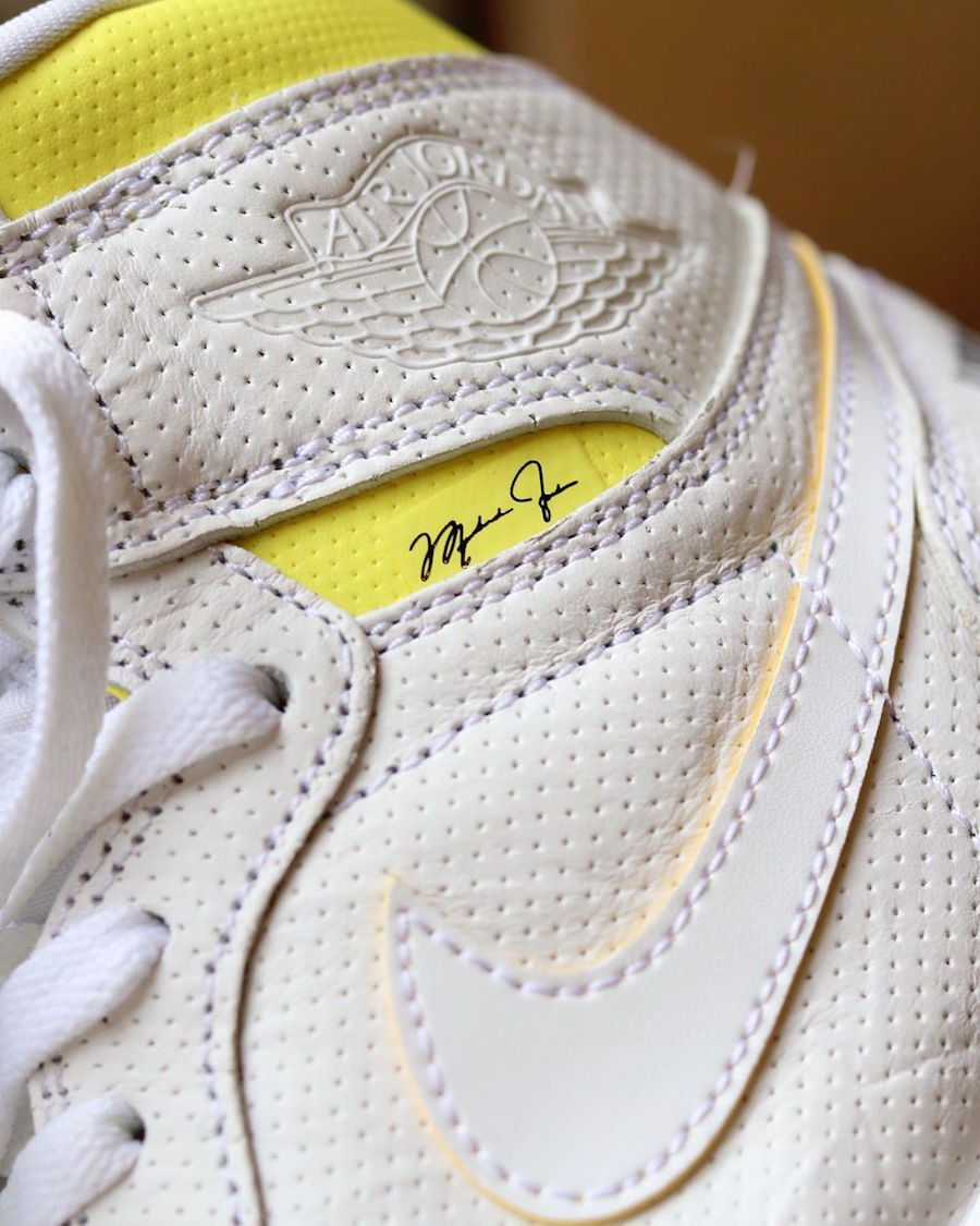 Nike Air Jordan 1 'First Class Flight'