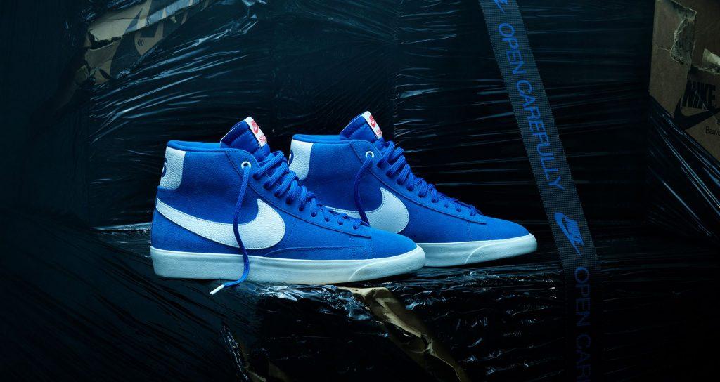 Stranger Things X Nike Blazer 'OG Collection'