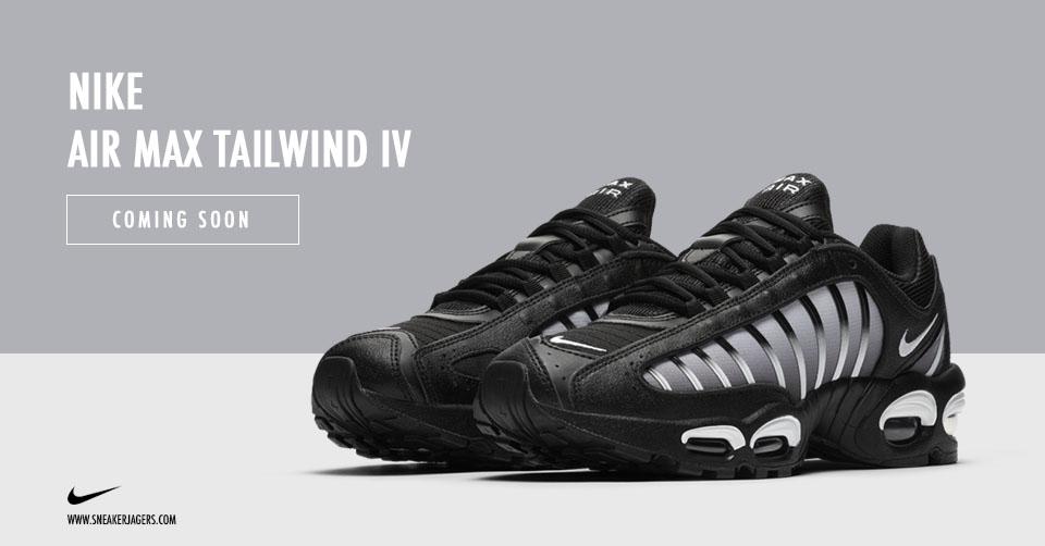 De Nike Air Max Tailwind IV in een nieuwe subtiele colorway