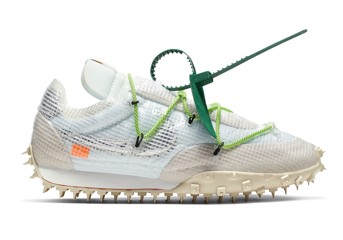 Off-White x Nike Waffle Racer SP