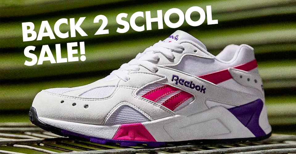 Reebok Sale Archieven   Sneakerjagers