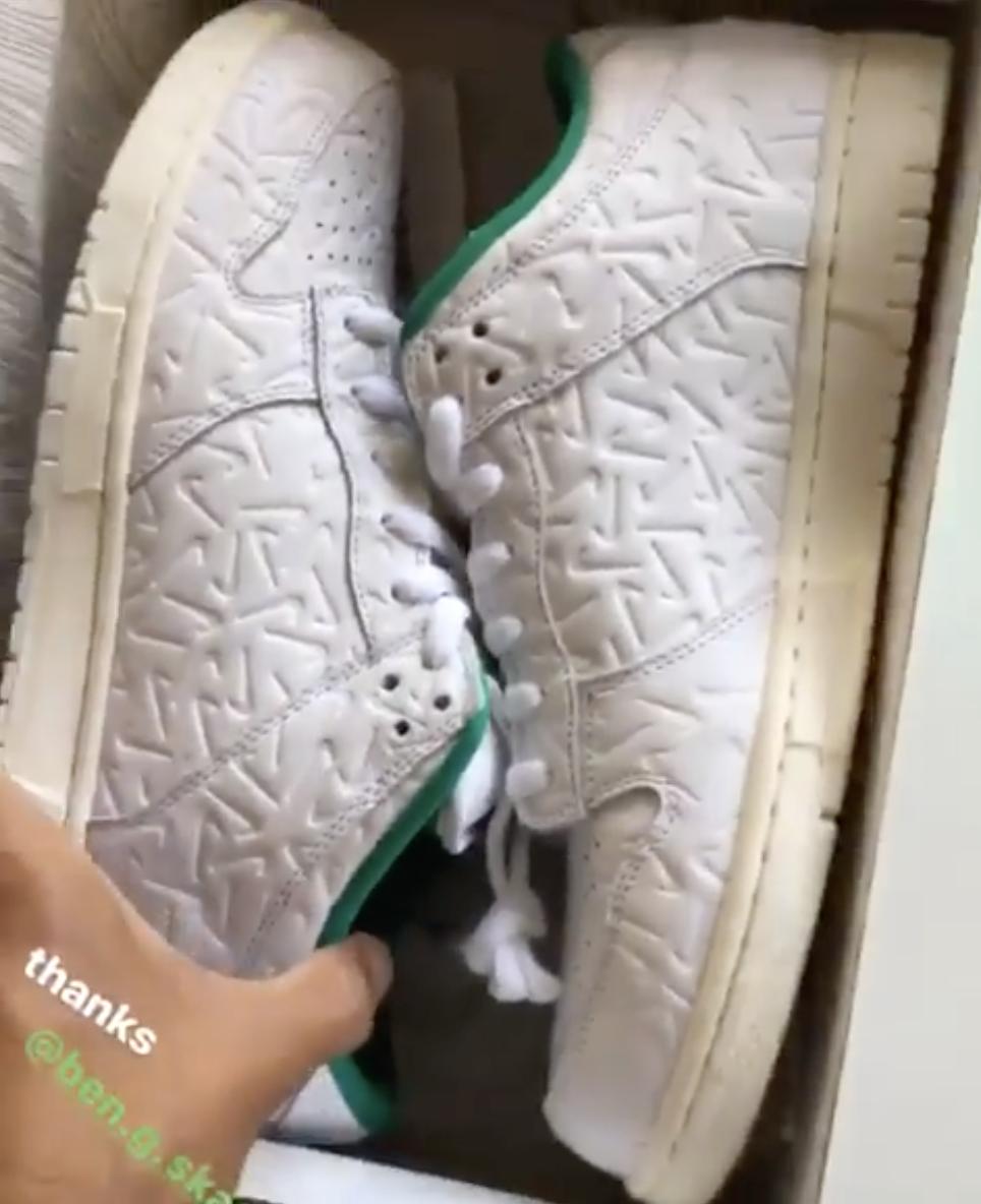 Ben G X Nike Sb Dunk Low Pro OG