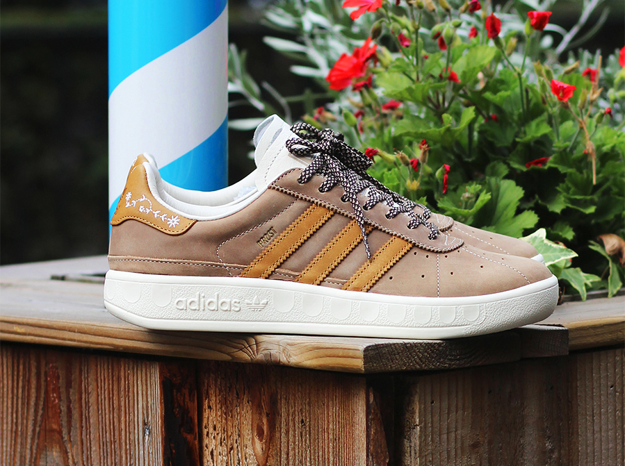 Vier Oktoberfest met deze twee exclusieve adidas sneakers