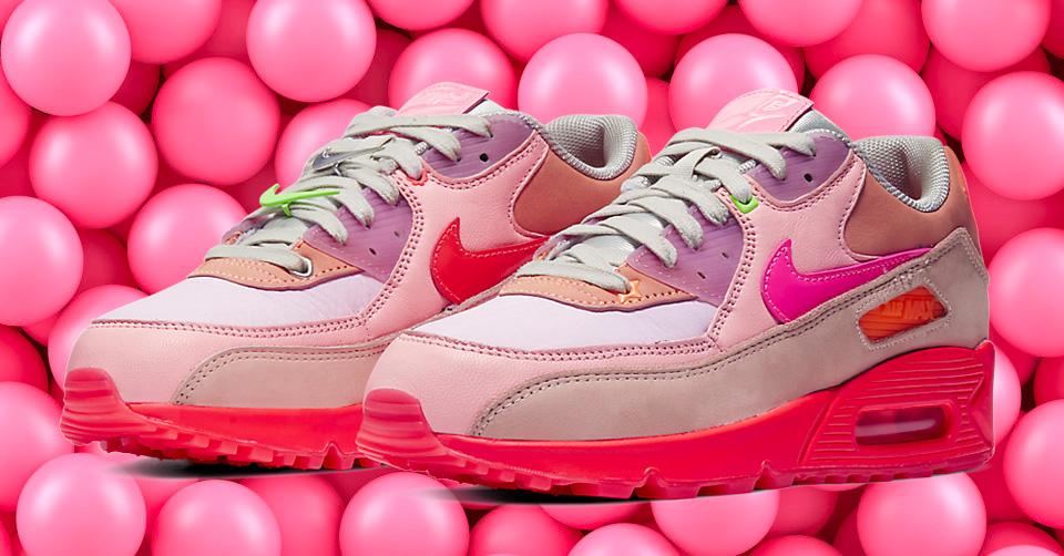 Nike komt dit najaar met een mierzoete colorway van de Air