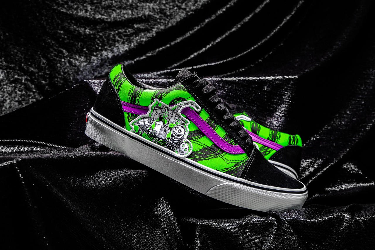 Vans The Nightmare Before Christmas