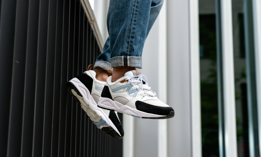 Karhu Fusion 2.0 (Bright White / Jet Black) 10 Karhu sneakers