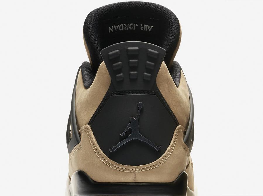 Air Jordan 4 Mushroom