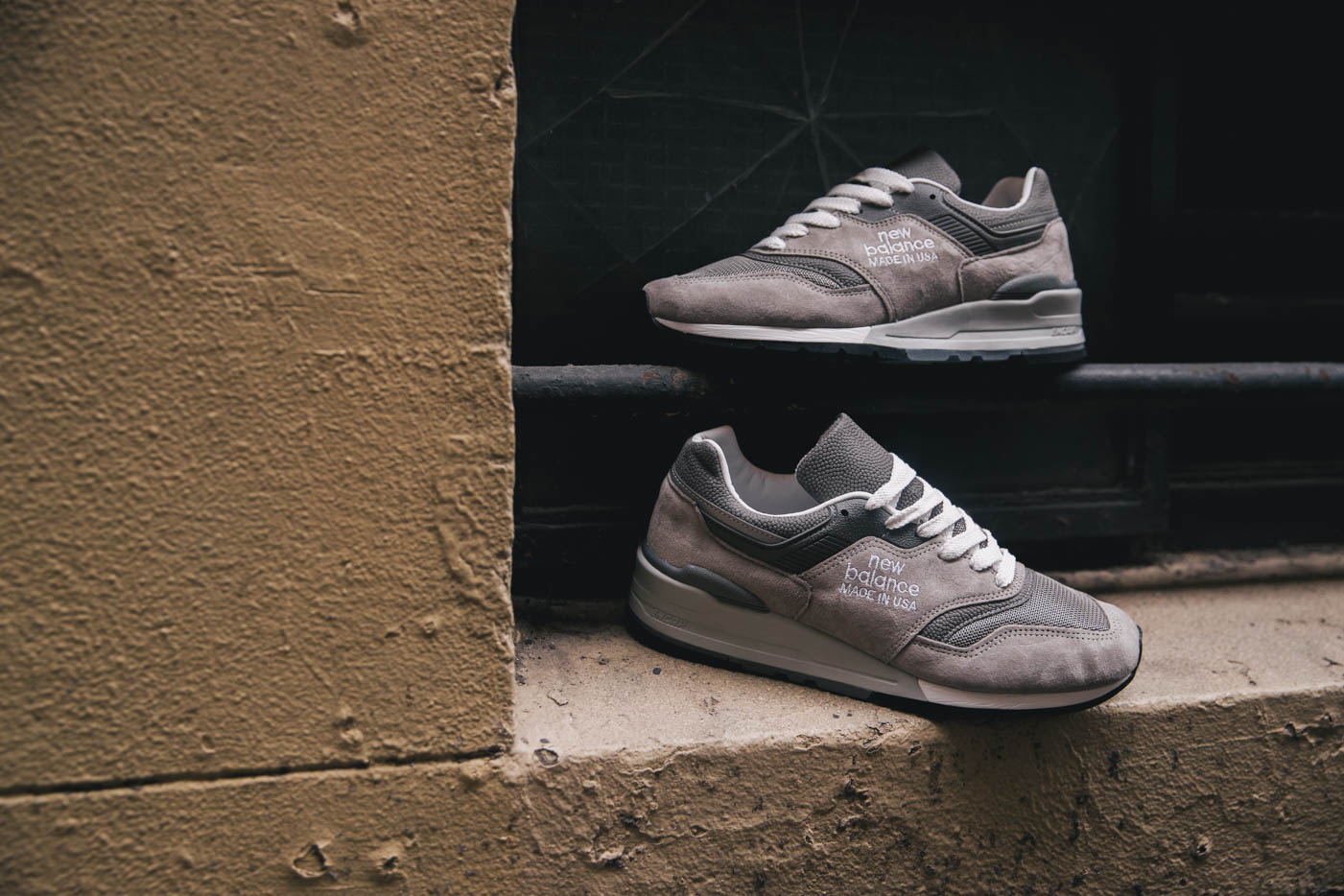 New Balance 'Grey Day'