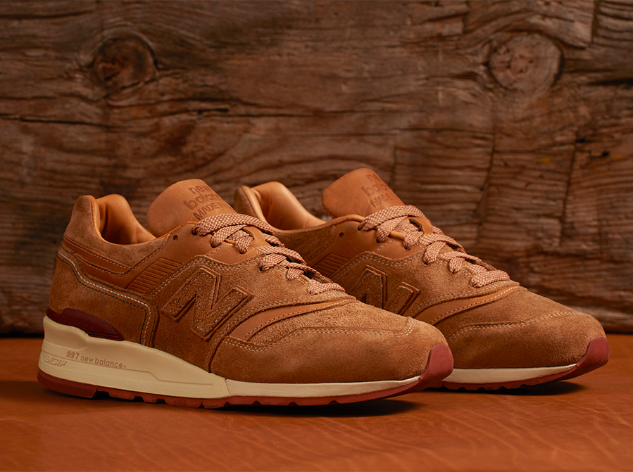 Red Wing Shoes x New Balance