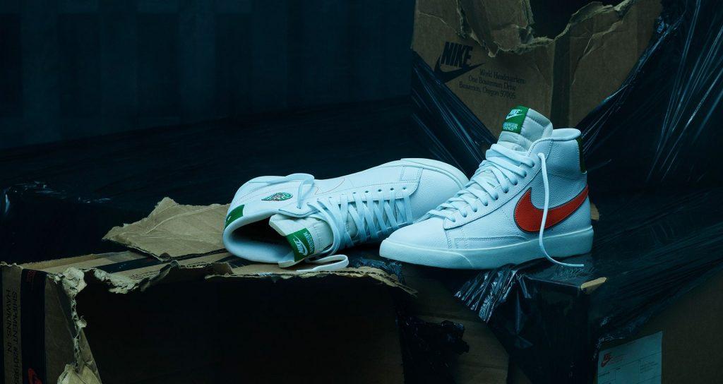 Stranger Things X Nike Blazer 'Hawkins High'