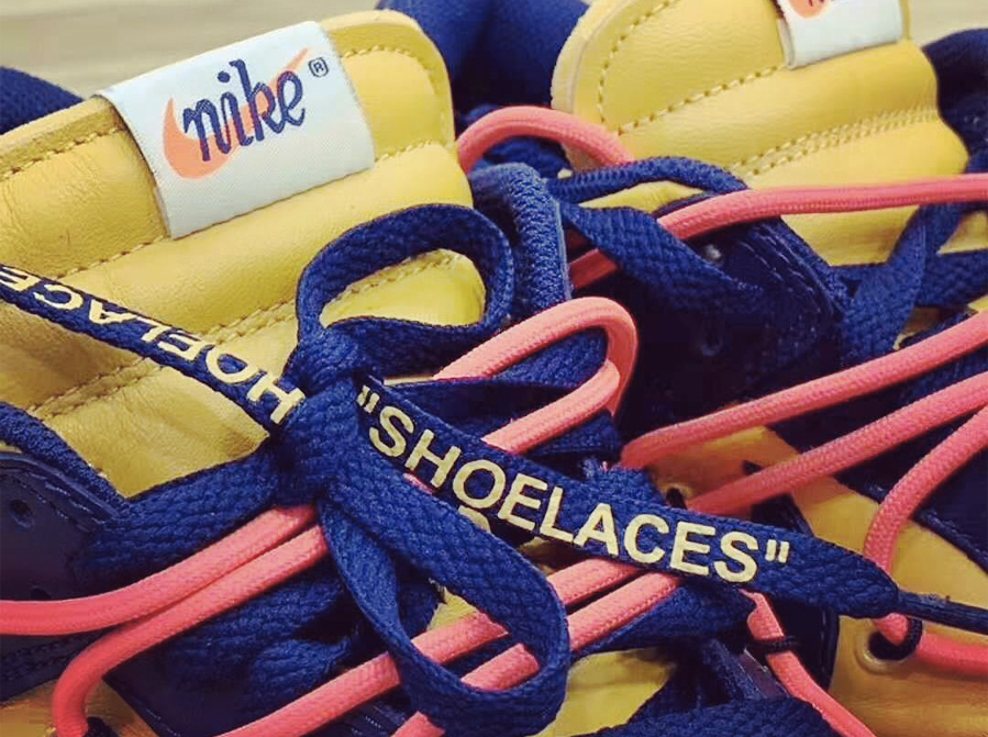 Off-White x Nike SB