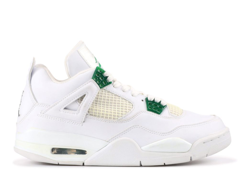 Air Jordan 4 'Pine Green' | CT8527-113