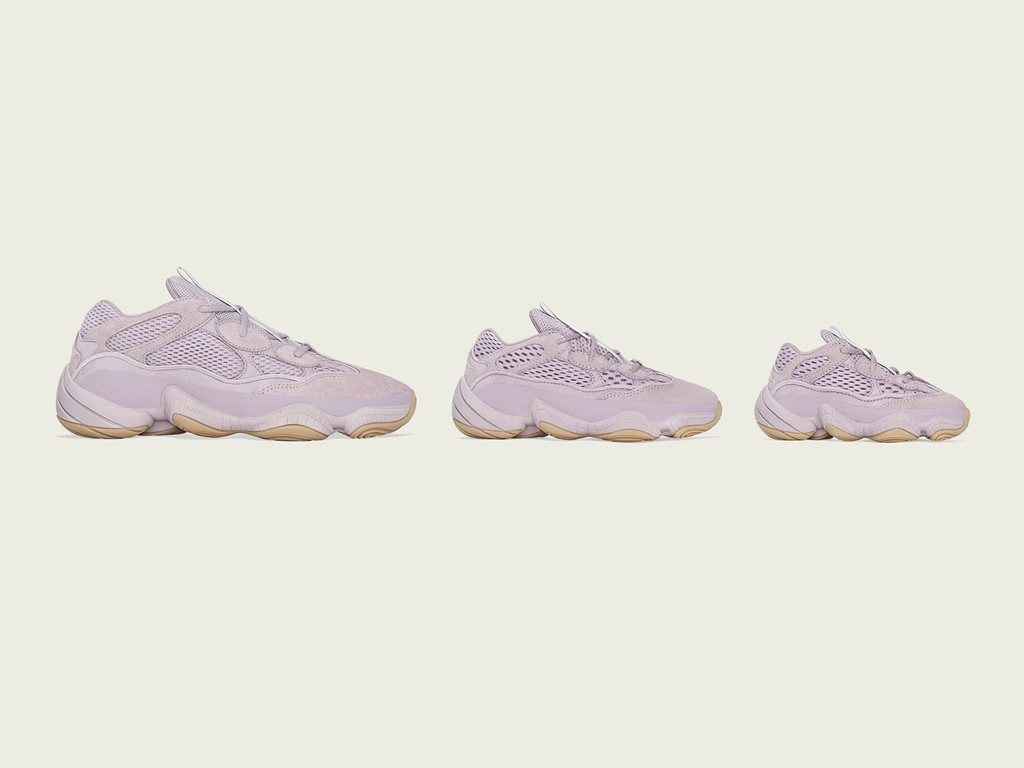 Yeezy 500 'Soft Vision' | FW2656