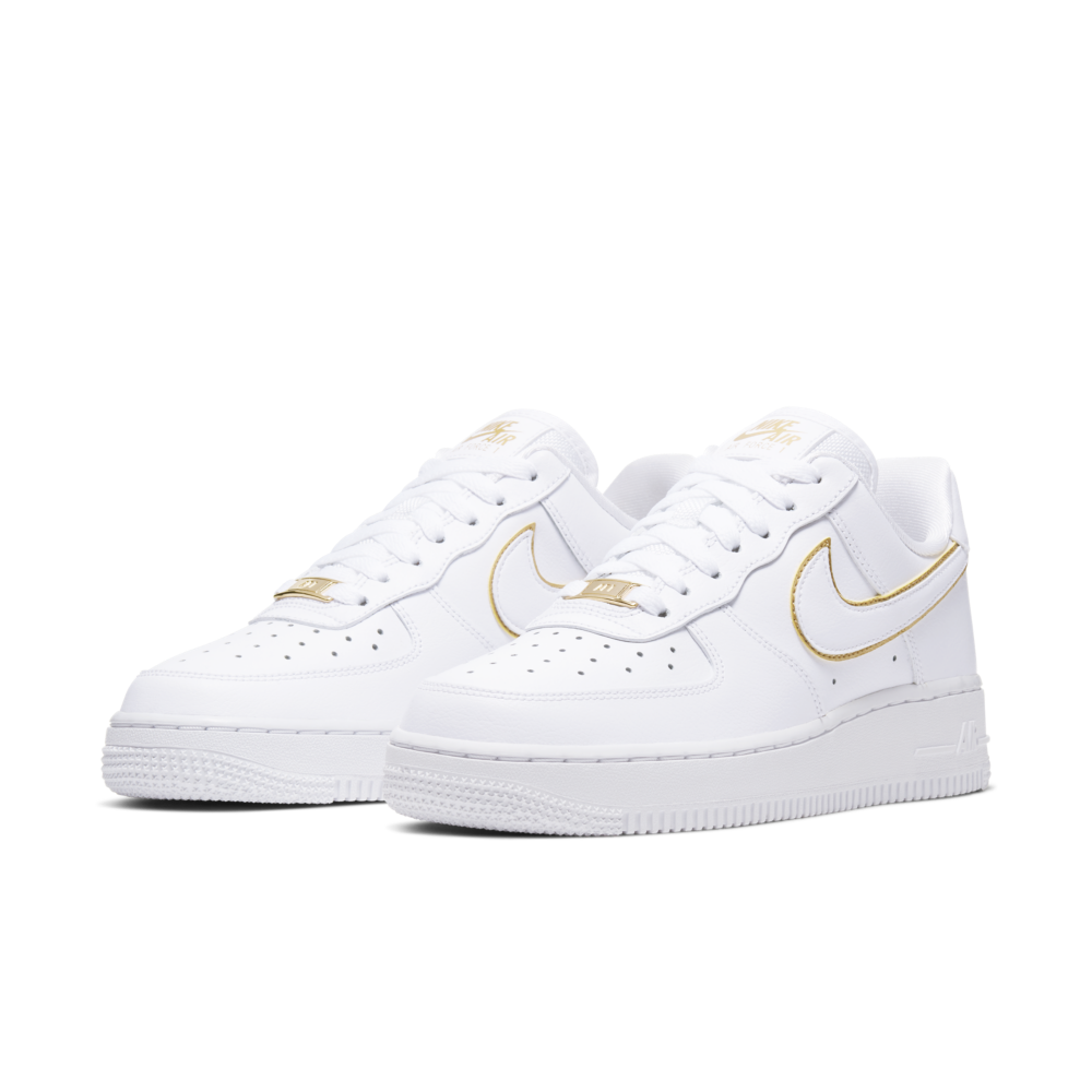 Nike Air Force 1 Low 'Gold Swoosh'