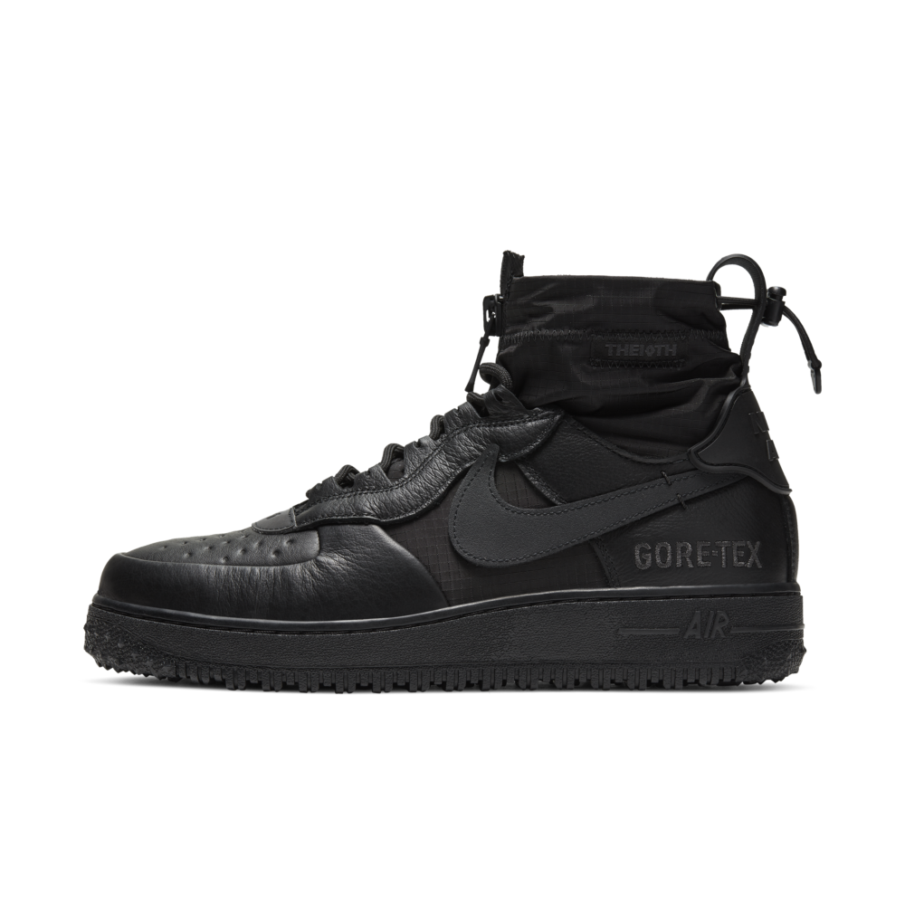 Nike Air Force 1 High Gore-Tex 'Black'