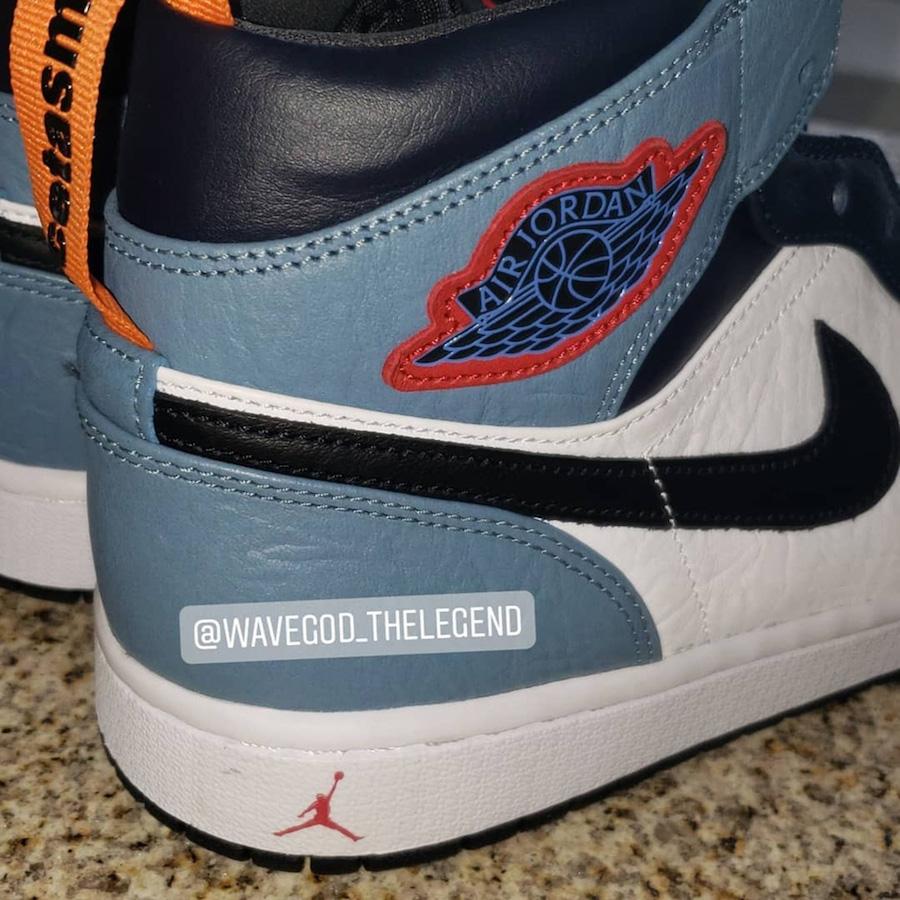 FACETASM x Air Jordan 1
