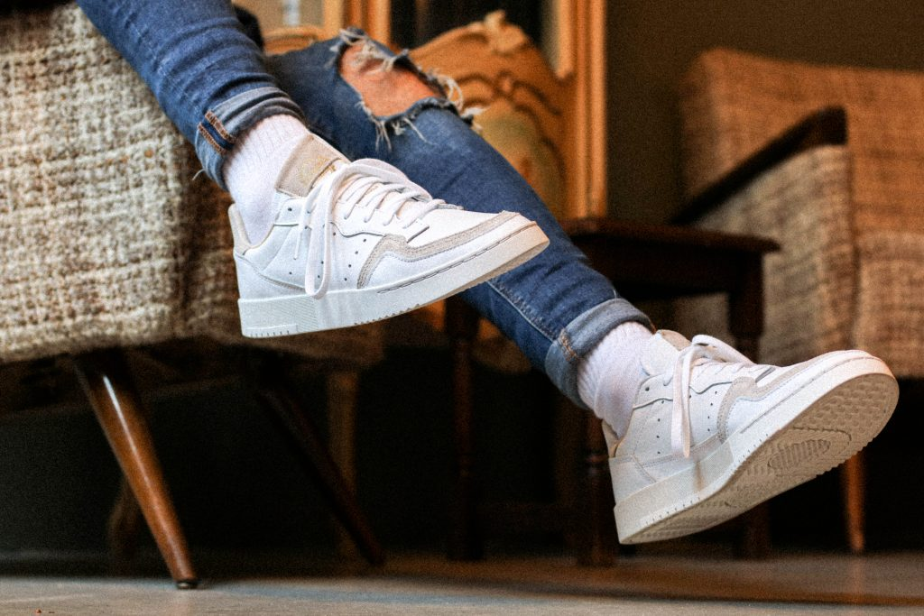 adidas Supercourt 'Crystal White'