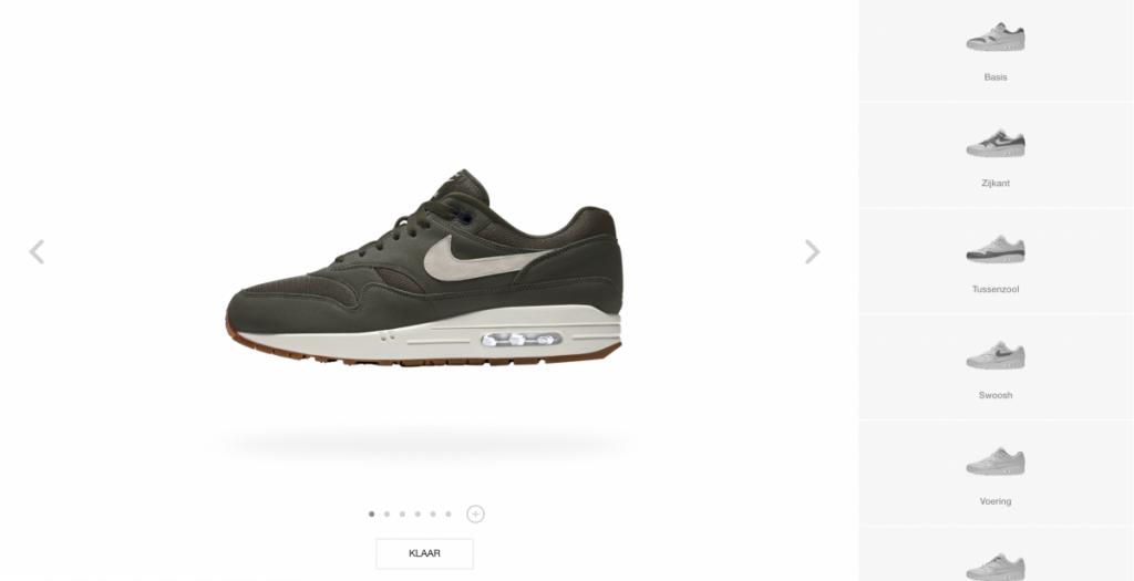 Vijf te gekke Nike Air Max 1 Nike By You | Sneakerjagers