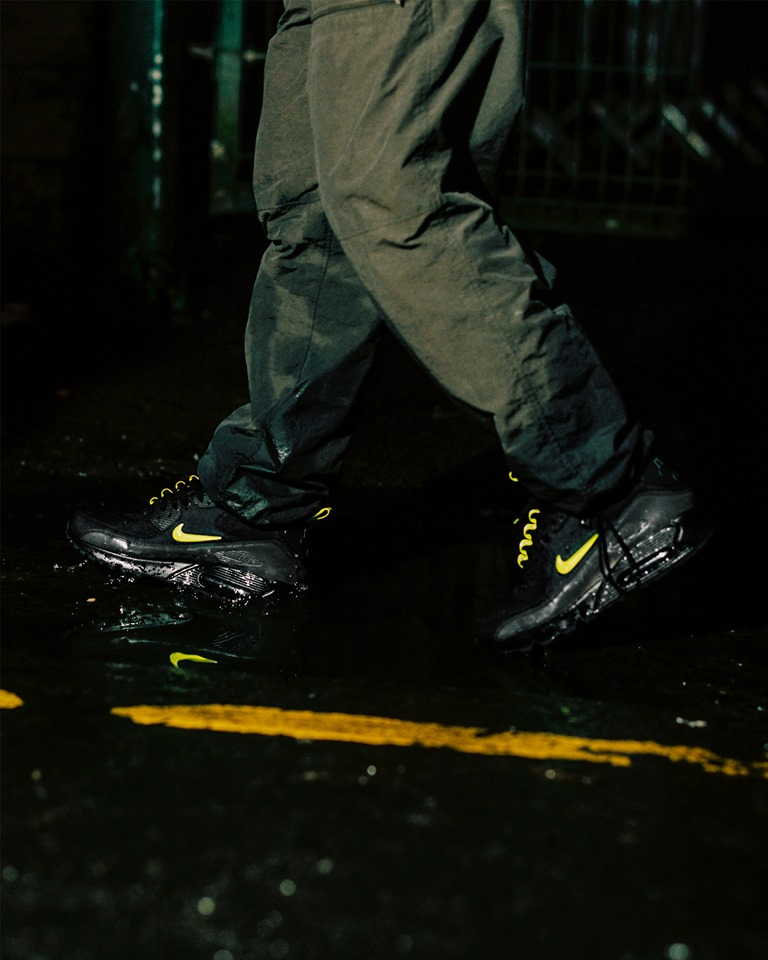 Basement x Nike Air Max 90
