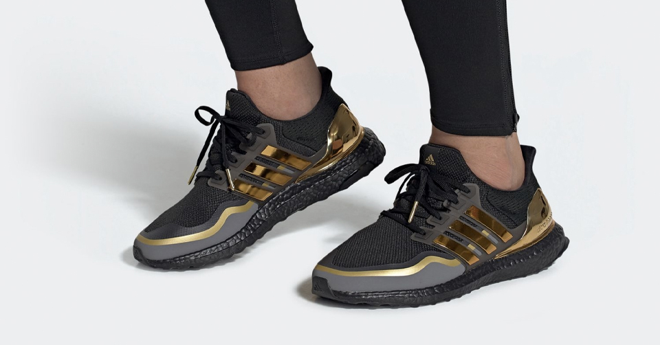 Koop 2 UIT ELK GEVAL adidas Gouden EN KRIJG 70% KORTING!