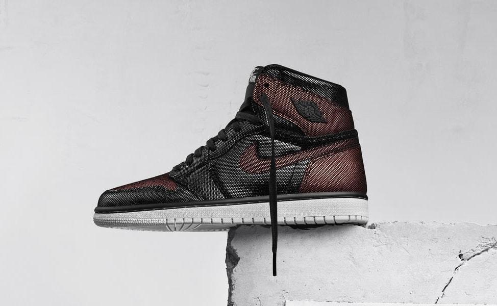 """Air Jordan 1 High OG """"Fearless"""" WMNS"""