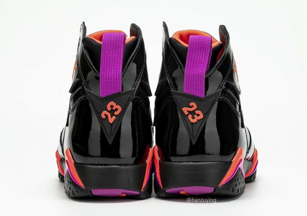 Air Jordan 7 WMNS Retro 'Patent Leather' | 313358-006