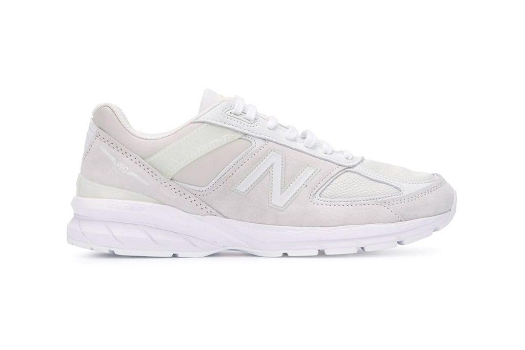 """Junya Watanabe MAN x New Balance 990 """"White"""""""