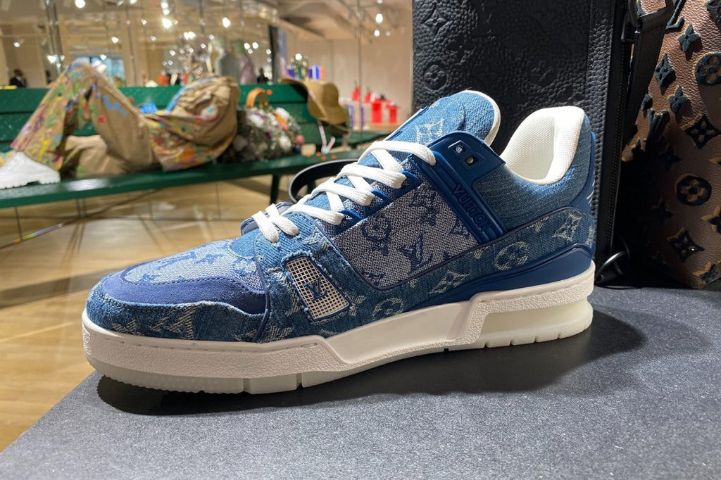Louis Vuitton LV 408 low-top