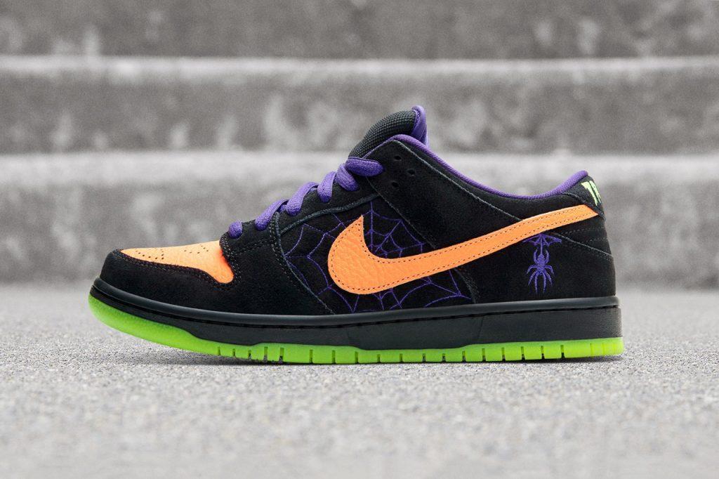 Nike SB Dunk Low Halloween