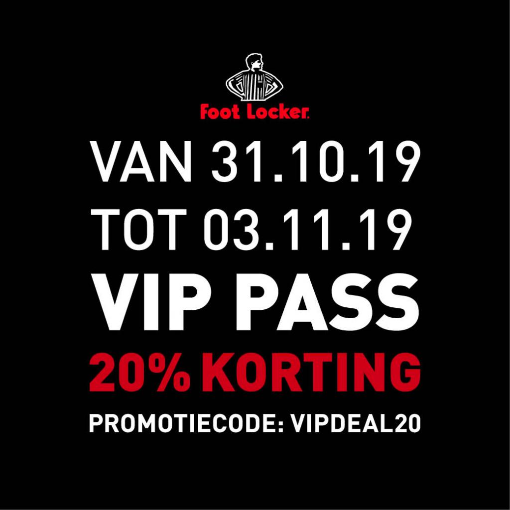 Footlocker VIP Sale