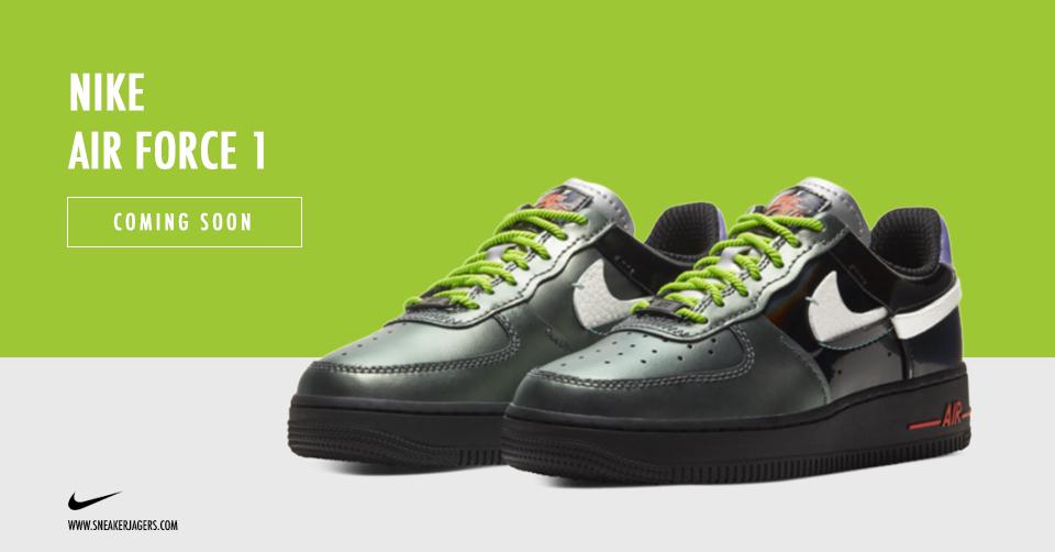 Er is een nieuwe colorway onderweg van de Nike Air Force 1