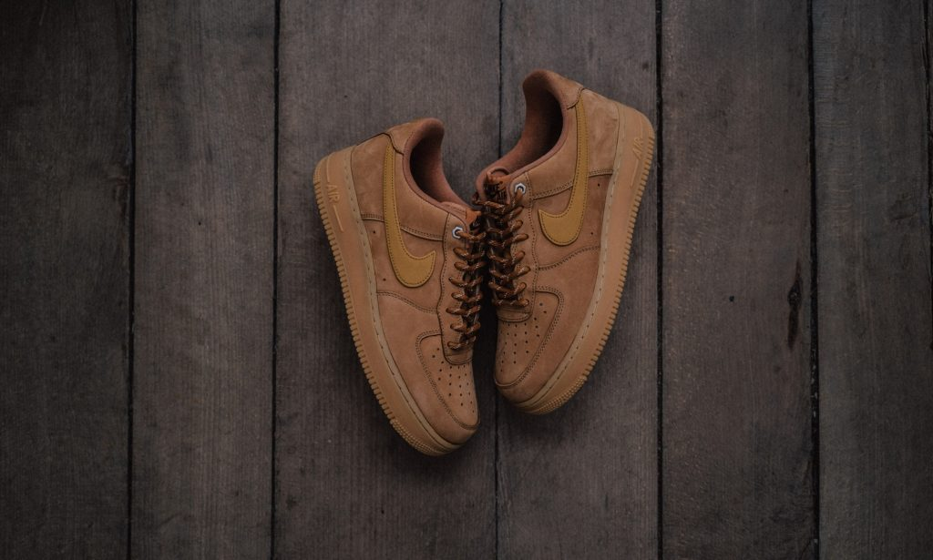 Nike Air Force 1 '07 WB 'Flax'