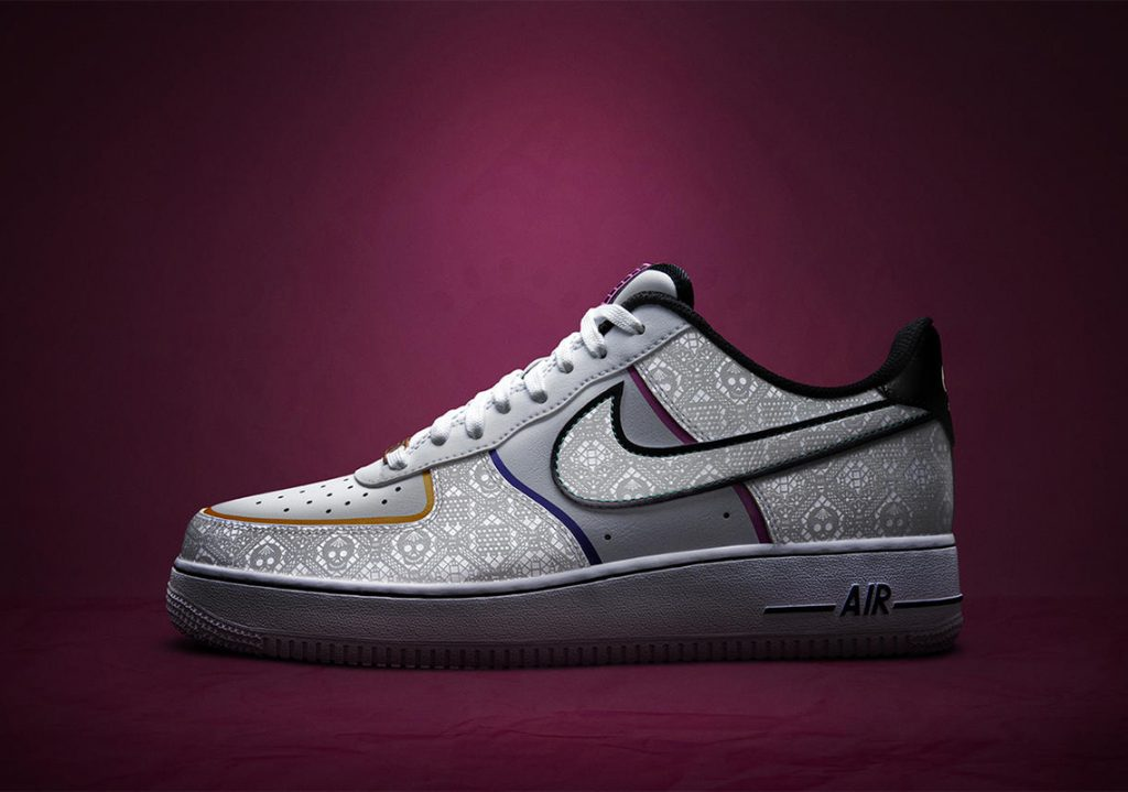 "Air Force 1 Low ""La Calaca"""