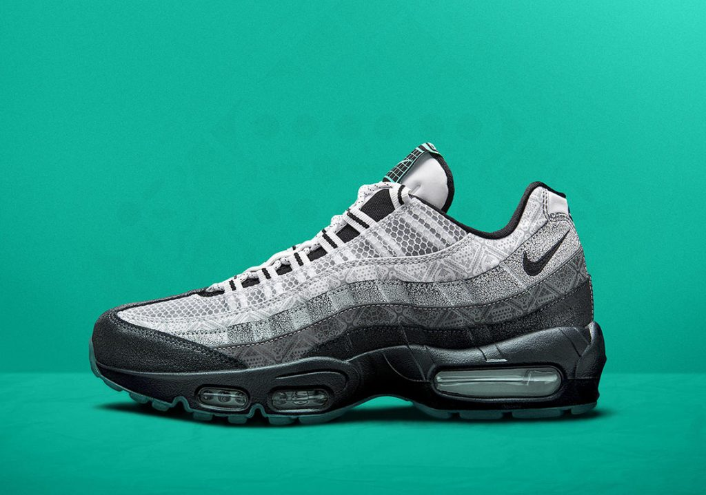 "Air Max 95 ""La Catrina"" ""Day of the Dead"" pack"