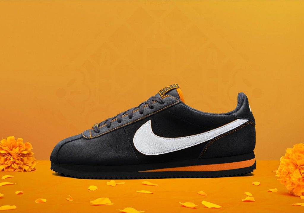 "Nike Cortez ""El Altar"" ""Day of the Dead"" pack"