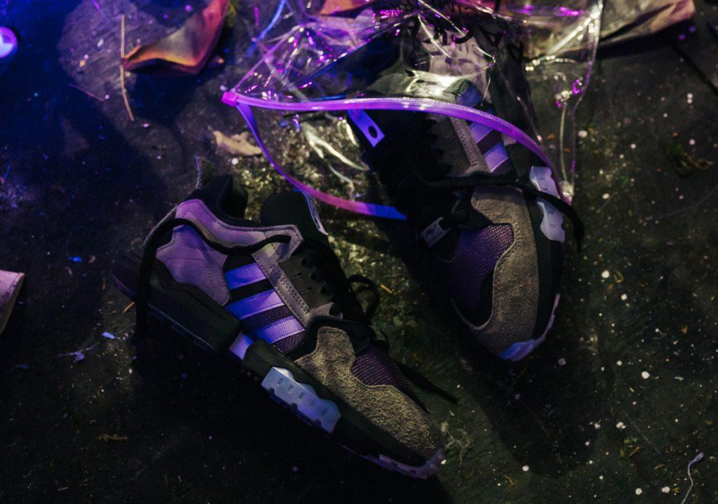 adidas Consortium ZX Torsion 'Mega Violet'